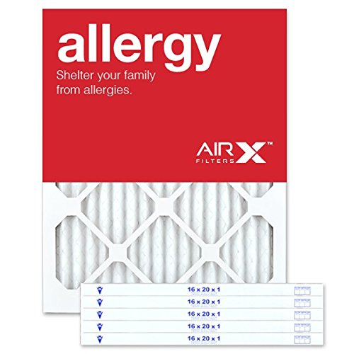 Top 10 best air filters 16x25x1 merv 13 for 2020