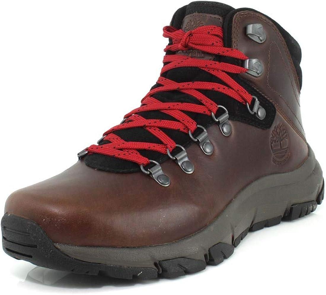Timberland Mens Garrison Field Mid Waterproof Hiking Boot