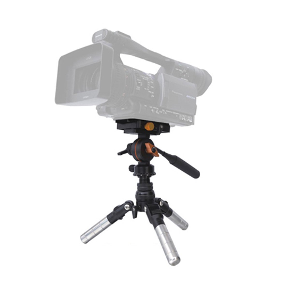 Buy E Image Mc 120 Handheld Multi Function Carbon Stabilizer Vanguard Am 264tv Aluminium Monopod Steadycam With Head For Cameras Online At Low Price In India Camera Reviews Ratings