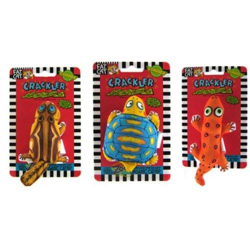 - Fat Cat, Classics Crackler Cat Toy, Assorted