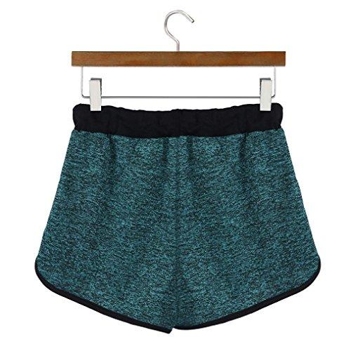 Vaqueros Imperio ITISME Mujer Corte Verde Jeanshosen para Aww5104q