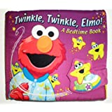 SoftPlay Twinkle Twinkle Elmo A Bedtime Book (Discontinued by Manufacturer)