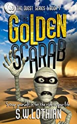 The Golden Scarab (Quest Book 1)