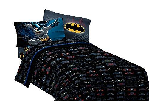 batman twin bed sheets - 3