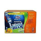 Clorox Pool&Spa 33012CLX Shock Xtra Blue, 12-Pound (6)