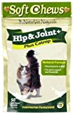 NaturVet Naturals Hip and Joint Plus for Cats — 50 Soft Chews, My Pet Supplies