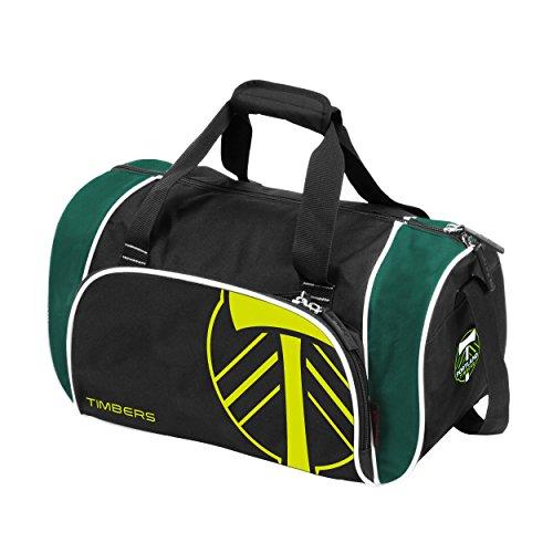 MLS Portland Timbers Locker Duffel Bag, Adult, Green