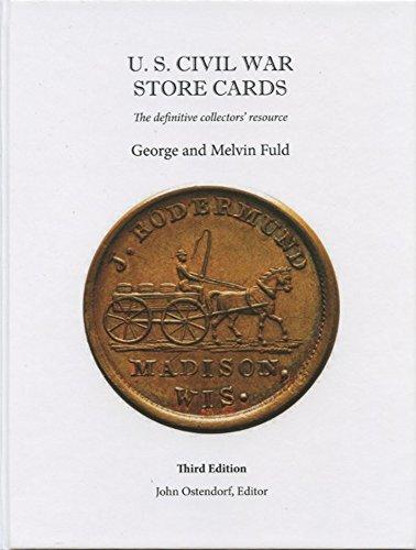U. S. Civil War Store Cards