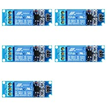 XCSOURCE® 5PCS 5V 1 Channel Relay Shield Module optocoupler For PIC AVR DSP ARM Arduino TE213