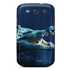 Foh2074iIKy Tpu Cases Skin Protector For Galaxy S3 3d Dinosaur With Nice Appearance