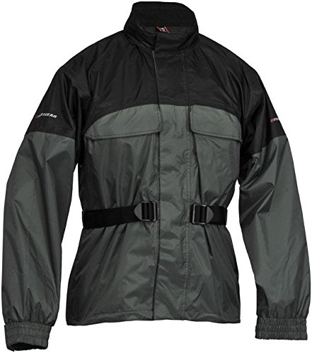 Firstgear Rainman Rainsuitジャケット X-Large シルバー FRJ.1319.02.U004 B00BLPSQ72 シルバー X-Large
