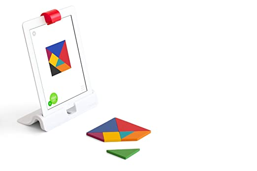 24 opinioni per Osmo TP-OSMO-01/B Starter Kit Base Inclusa, Words, Tangram, Newton, Masterpiece