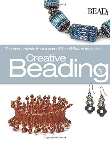Creative Beading, Vol. 2: The Best Projects from a Year of Bead&Button Magazine (Bead & Button Books) by Ann Dee Allen (Editor) (4-Sep-2007)