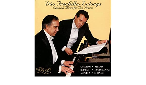 Goyescas: El Pelele by Dúo Frechilla & Zuloaga on Amazon Music - Amazon.com