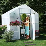 Garden Master 16' Greenhouse Kit Panel Thickness: 3.5 mm