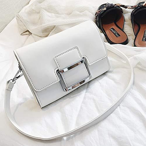 Blanc Petit nbsp;Chao la fée Sac bandoulière Sac Messenger Version Bag carré Sauvage Mode WSLMHH coréenne de Zv0x0qd