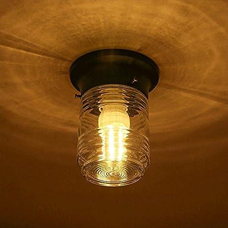Lámparas Moderno Corredor Iluminación Simple American ...