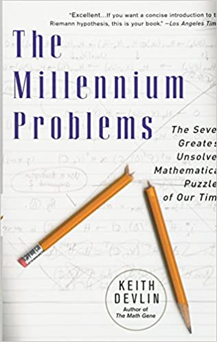 amazon the millennium problems the seven greatest unsolved
