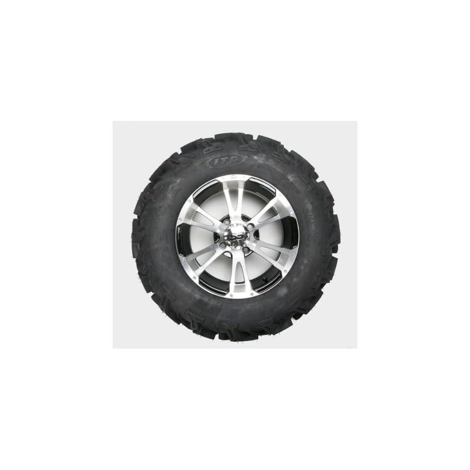 ITP Mud Lite XTR, SS112, Tire/Wheel Kit   27x9Rx14   Machined 42464L