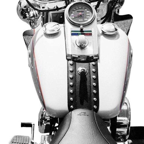 (Mustang Studded Tank Bib for Harley Davidson 1984-99 Softail)