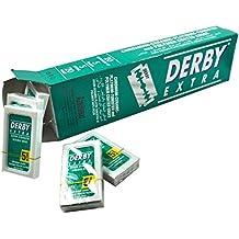 200 Derby Extra Double Edge Razor Blades