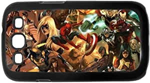 Marvel - The Heroic Age Avengers Samsung Galaxy S3 Case v1 3102mss