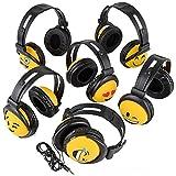 Emoji Stereo Headphones 1 PK Assorted