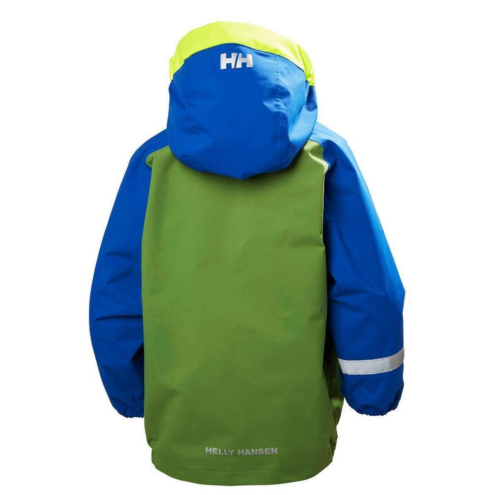 Helly Hansen K Shield Jacket Evo, Forest Green, Size 5 by Helly Hansen (Image #2)