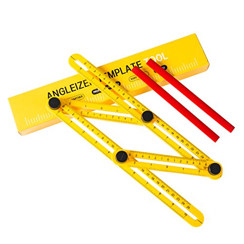 AGOO Angle Ruler, Angle Finder, Template Tool & Layout Tool,