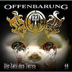 Die Zahl des Tieres (Offenbarung 23, 44)