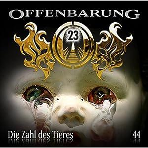 Die Zahl des Tieres (Offenbarung 23, 44) Hörspiel