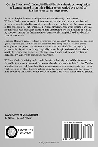 Essays On Julius Caesar On The Pleasure Of Hating And Other Essays William Hazlitt   Amazoncom Books Important Of English Language Essay also Cleanliness Essay On The Pleasure Of Hating And Other Essays William Hazlitt  My Father Is My Hero Essay