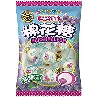 徐福记棉花糖(葡萄)70g*5