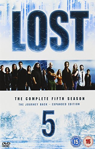 Lost - Season 5 [DVD] by Naveen Andrews B01I06UWXK