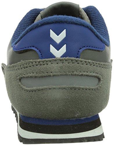 hummel HUMMEL REFLEX LOW, Unisex-Erwachsene Sneakers Grau (Frost Grey 2094)