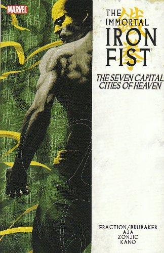 Immortal Iron Fist Vol Capital product image