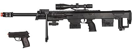 Review UKARMS 50 Cal Sniper