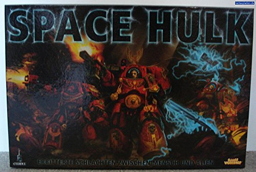 Warhammer Space Hulk (2014) by Games Workshop by Warhammer