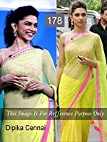 Sarees ( Yellow Color NET,ROW SILK Fabric Heavy Work Saree ( New Arrival Latest Best Design Beautiful Saree Material Collection For Women and Girl Party wear Festival wear Special Function Events Wear In Low Price With Todays Special Offer with Fancy Designer Blouse and Bollywood Collection 2017 )