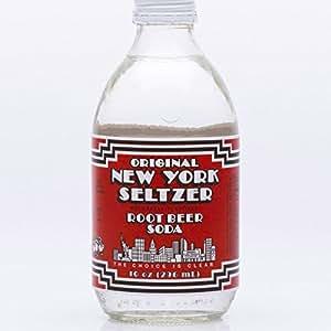 Original New York Seltzer (Root Beer) 12-pack