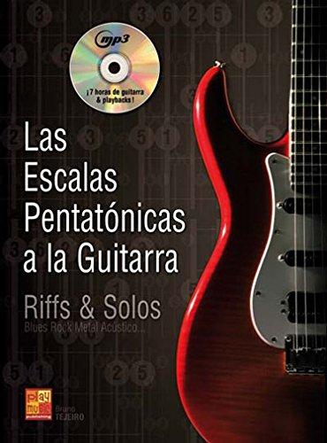 Las Escalas Pentatónicas a la Guitarra Play Music España: Amazon ...