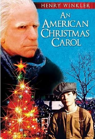 Henry winkler in a christmas carol