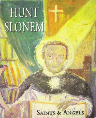 Hunt Slonem: Saints & Angels