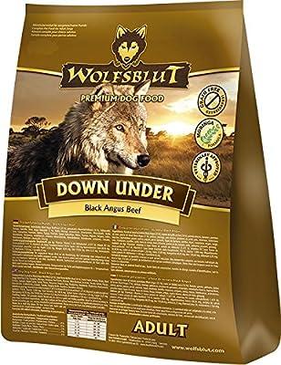 Wolf sangre Down Under, 1er Pack (1 x 2 kg): Amazon.es ...