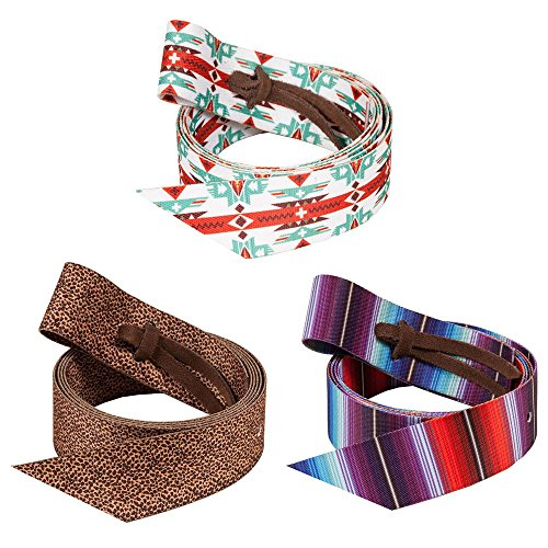 Mustang Fashion Prints 6 Nylon Tie Strap