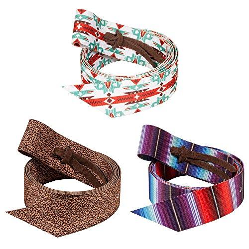 Mustang Fashion Prints 6 Nylon Tie -