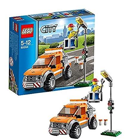 LEGO City 60054 Light Repair Truck