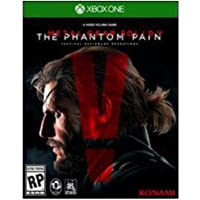 Metal Gear Solid V: Phantom Pain - Day One Edition - Xbox One