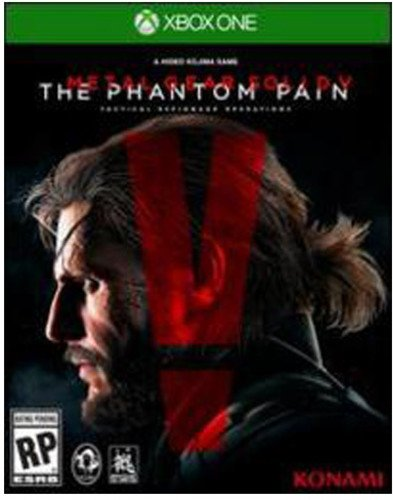 Metal Gear Solid Phantom Pain product image