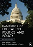 img - for Handbook of Education Politics and Policy book / textbook / text book